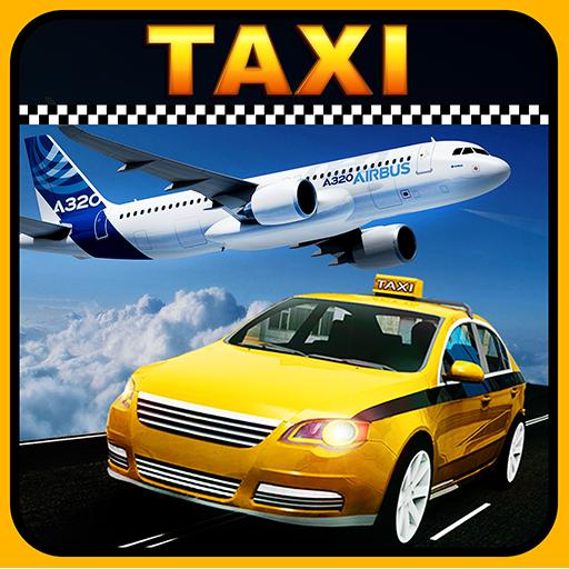 模拟の空港タクシーシミュレータ3D LOGO-記事Game