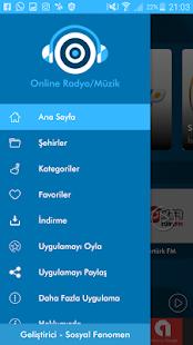 Online Radyo/Müzik - náhled