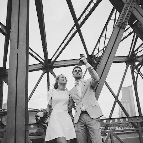 Wedding photographer Vladimir Andriychuk (Ultrasonic). Photo of 14.01.2015