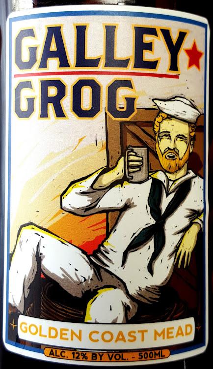 Logo of Golden Coast Mead Galley Grog