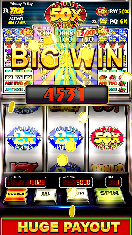 Triple sevens free slots