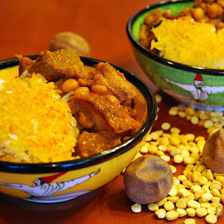 Quince Stew (Khoresht-e Beh) - Mom's Treat