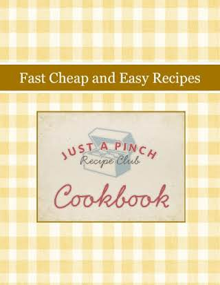 Fast Cheap and Easy Recipes