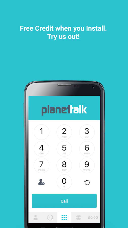 Planet Talk- screenshot