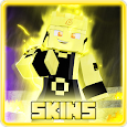 Anime Skins for Minecraft PE icon