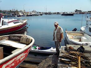 Photo: Márvány-tenger, halászkikötő. Végállomás.