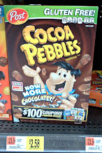 Photo: Now this is my daughters favorite cereal but when I am craving chocolate and I'm feeling hot from a hot flash a cold bowl of Cocoa Pebbles is a great treat!!