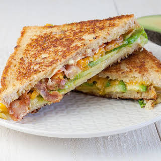 Grilled Avocado Sandwich Recipes.