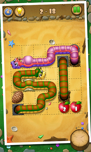 Code Triche Snakes And Apples APK MOD screenshots 5