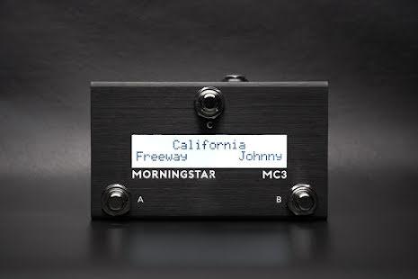 Morningstar MC3 MIDI Controller