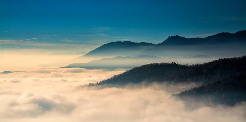 Invasione di nuvole di Picchiolino