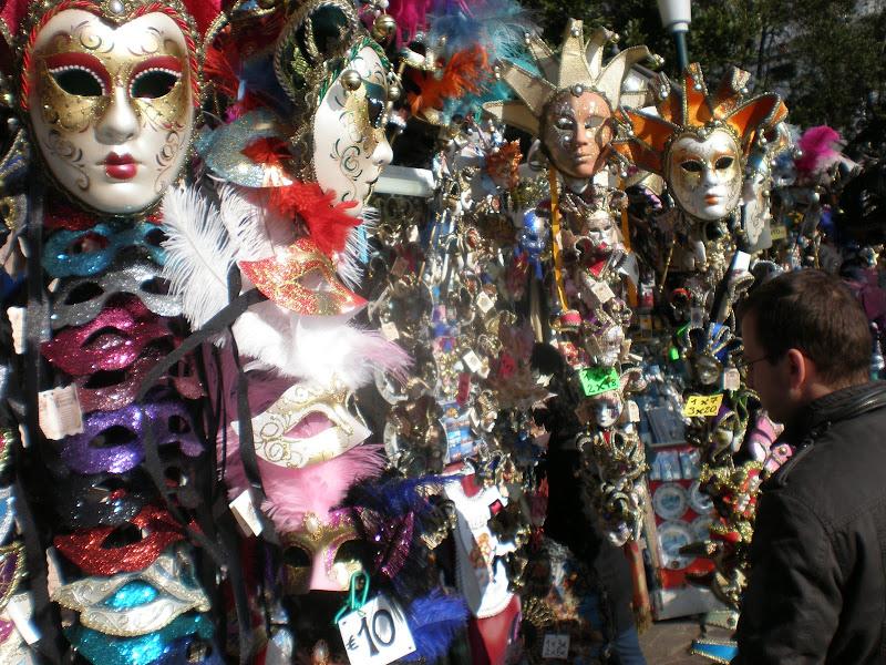 Maschere a Venezia di Alexbarbi