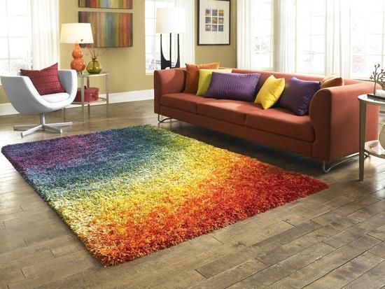 Дизайнерские секреты размещения ковров в интерьере