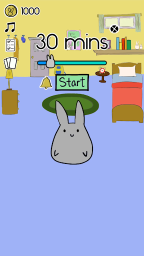 Study Bunny: Focus Timer 8.8 screenshots 1