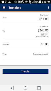 BancFirst Mobile Banking- screenshot thumbnail