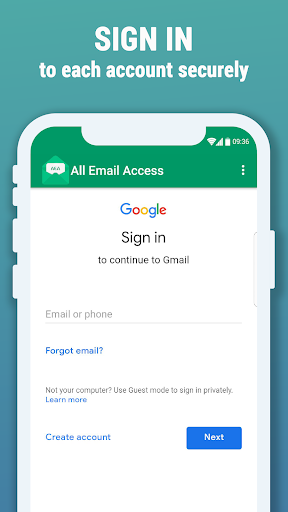 All Email Access with call screening 1.145 4