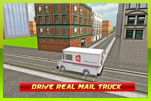 無料模拟Appのメール配送transportトラック 記事Game