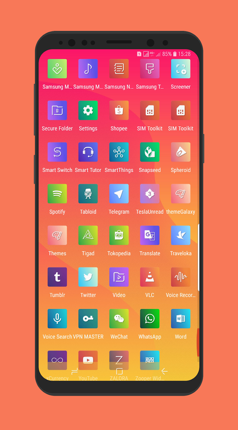 Anoo Icon (Beta) Screenshot 6