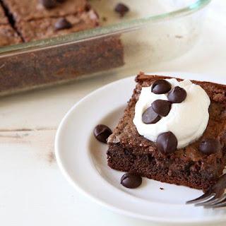 Triple Chocolate Gooey Butter Cake