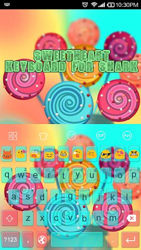 Emoji Keyboard-Sweetheart