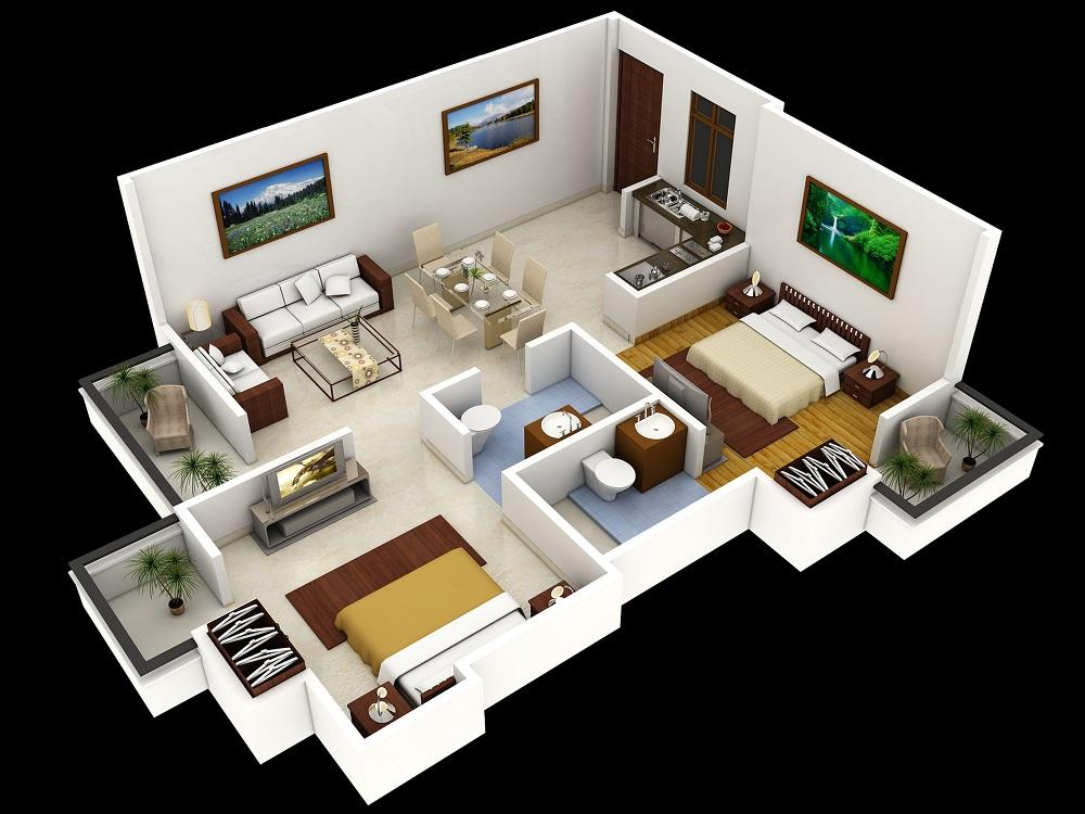 Free Online 3D House Design Games - Home Design And Style