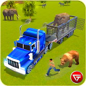 Zoo Animal Transport Truck Driving 2017