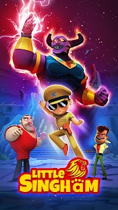 Little Singham Mod Apk 5.11.138 (Unlimited Money + No Ads) 8