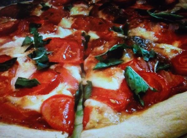 Garden Harvest Pizza Recipe