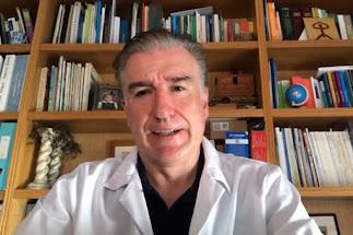 El doctor almeriense Francisco Giménez.