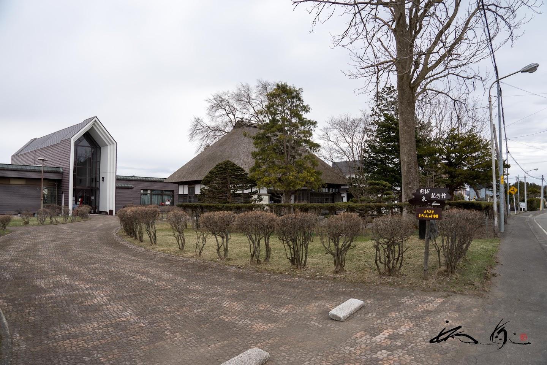 栗山町開拓記念館・泉記念館(栗山町)