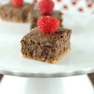 No Bake Skinny Chocolate Cheesecakes.