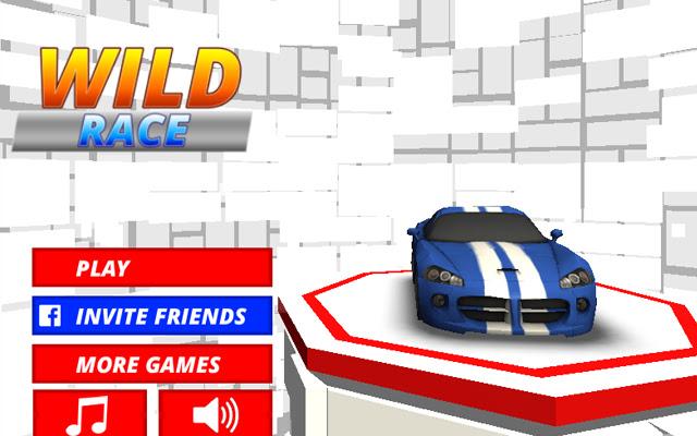 Wild Race 3D Game