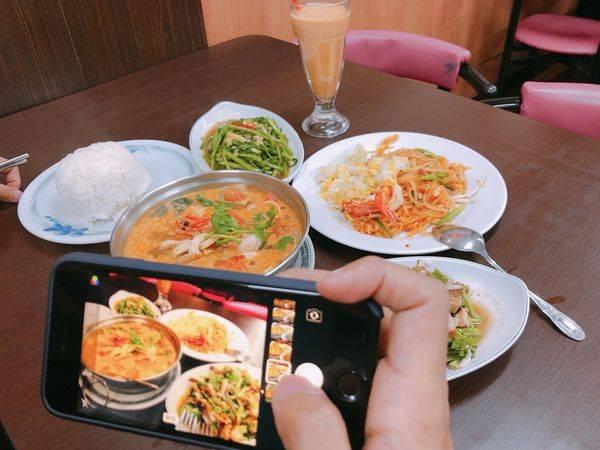 泰式永順小吃✿桃園後火車站 道地的傳統泰式美食! 正統泰式的酸爽 這裡最夠味~