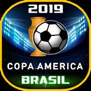 ኮكوبا أمريكا 2019: البرازيل APK