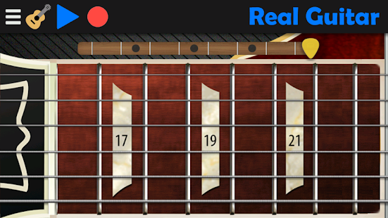Real Guitar Screenshot