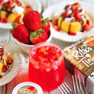 KOLD Strawberry Shortcake Cocktail