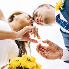 Wedding photographer Ekaterina Lezhneva (Lezneva). Photo of 10.07.2017