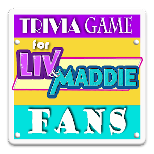 Trivia Game Fans Liv y Maddie for PC and MAC