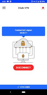 XSafe VPN Pro: VPN Proxy Server & Secure Service 4