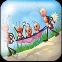 Ants war : Smasher game icon