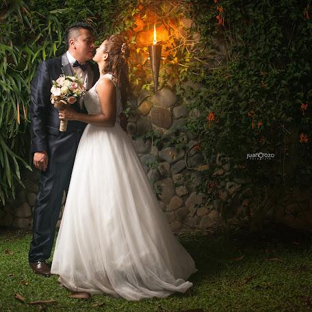 Fotógrafo de bodas Juan carlos Rozo (juancrozo). Foto del 21.01.2018