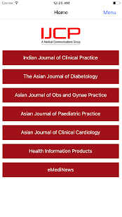 IJCP Publications for PC-Windows 7,8,10 and Mac apk screenshot 2