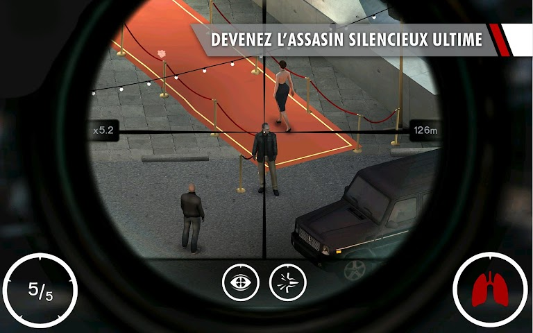 android Hitman: Sniper Screenshot 3