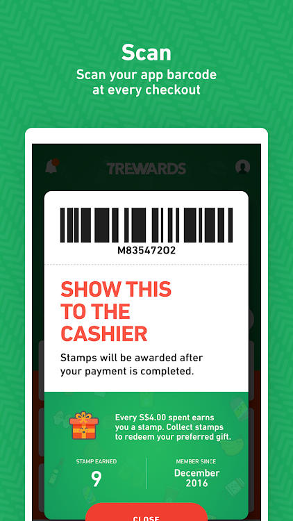 7Rewards: 7-Eleven Singapore – (Android Apps) — AppAgg