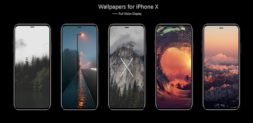 Wallpapers for iPhone X ( HD/4K ) for PC