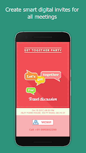ADDNUM-Event Invitation Card Maker,ZIP Postal Code- screenshot thumbnail