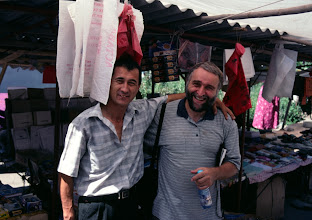 Photo: 2001, Am Basar in Osh