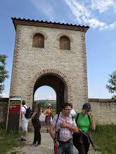 Photo: parc archéologique de Bliesbruck-Reinheim