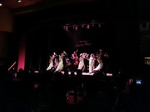 Photo: Show de tango en Homero Manzi
