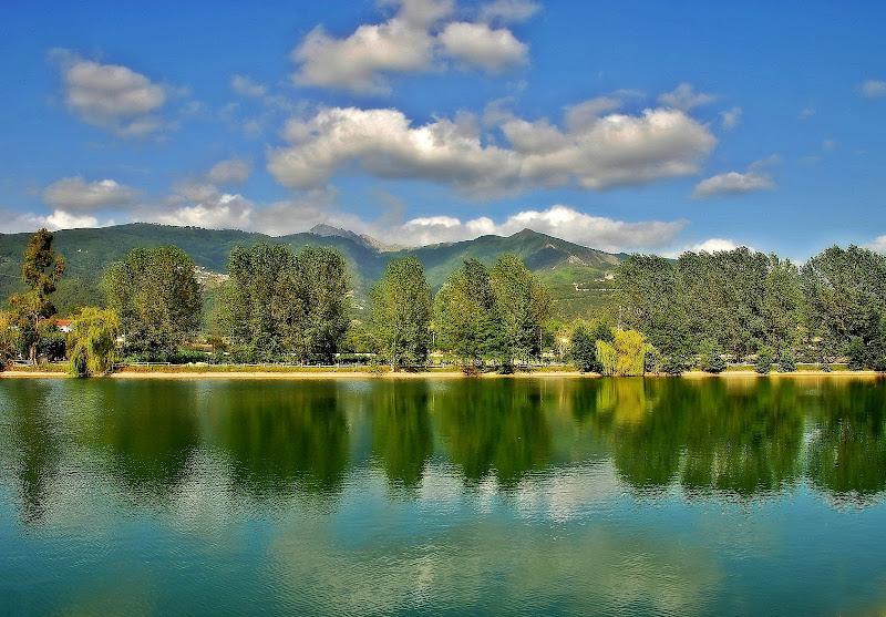 Il lago del sole  di Luciano Fontebasso